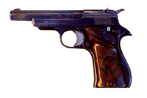 Star Model F series .22 cal Pistol