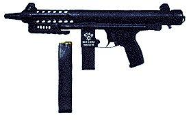 Star Model Z-62 9mm SMG