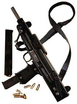 Star Model Z-84 9mm SMG