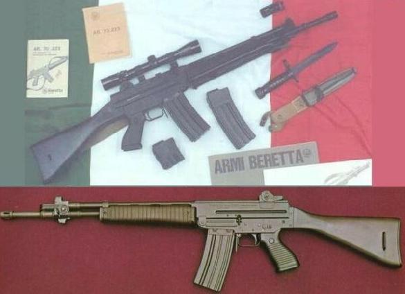 BERETTA AR-70 (a.k.a. AR70/.223)
