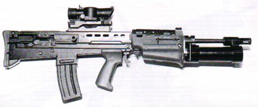 ENFIELD L85-A1