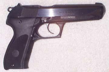 Steyr GB 9mm 18+1Rd Pistol