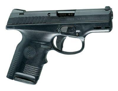 Steyr S-Series Pistol