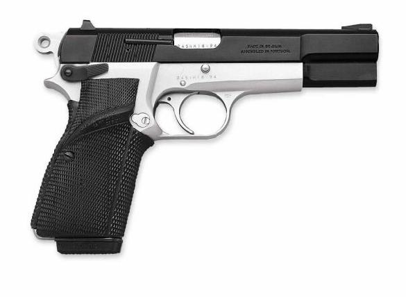 Browning Hi-Power Practical Pistol