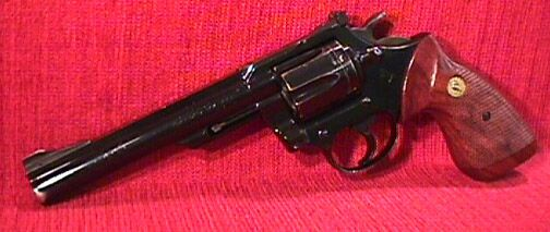 Colt Trooper Mark III .357 Magnum