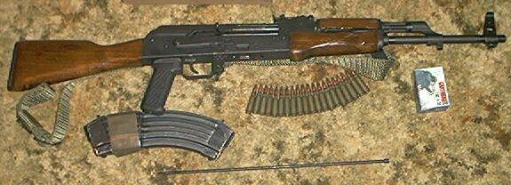 Romanian SAR-1 AK47