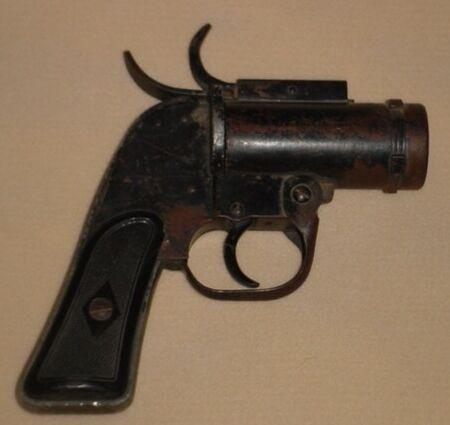 M-8 Flare gun