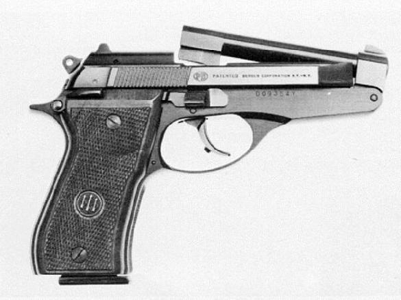 Beretta Model 86 pistol