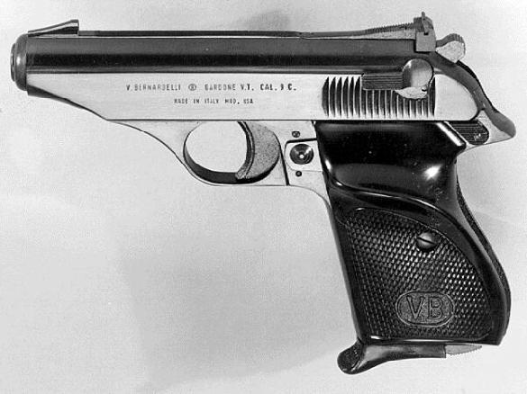 Bernardelli Mod. USA Pistol