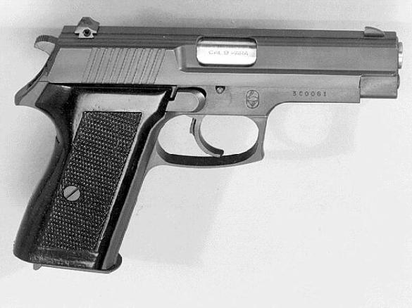 Bernardelli P-018 Compact 9mm