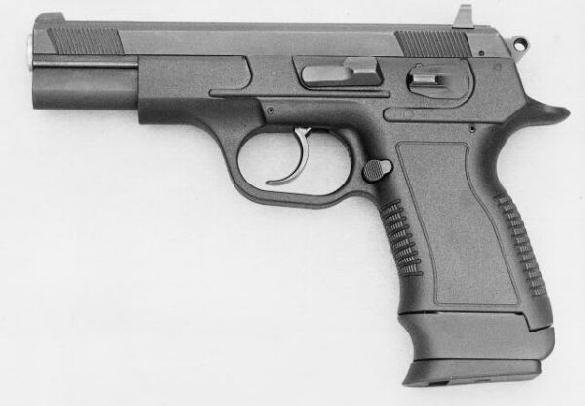 Tanfoglio Force Pistol