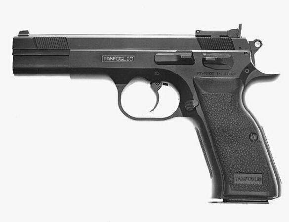 Tanfoglio Model L Pistol