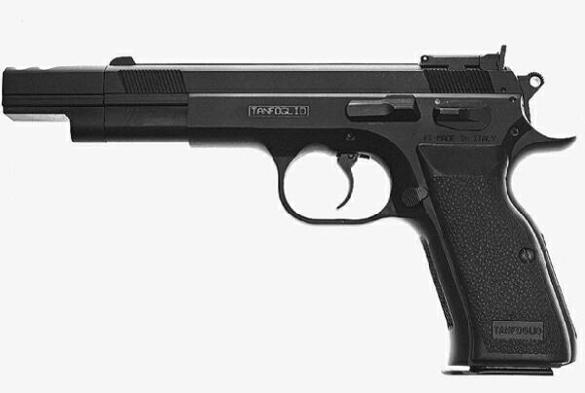 Tanfoglio Model S Pistol