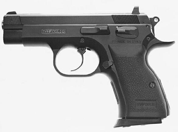 Tanfoglio P19 Compact Combat Pistol