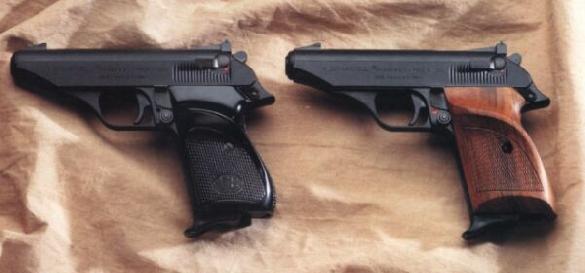 Bernardelli P6 and P8 Pistols