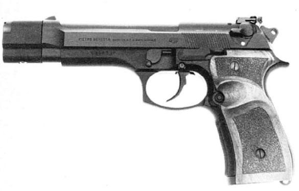 Beretta M96 Brigadier D pistol