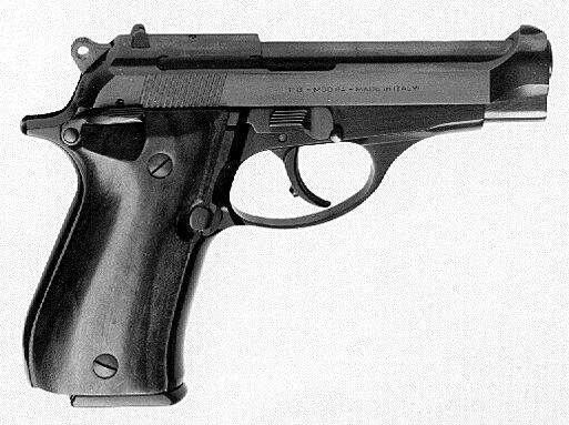 Beretta Model 84 pistol