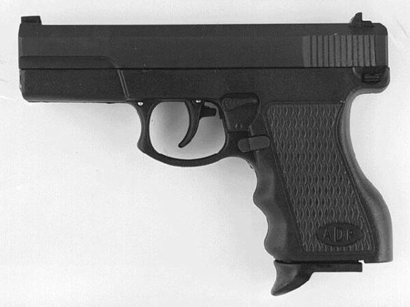 ADP Mk II pistol