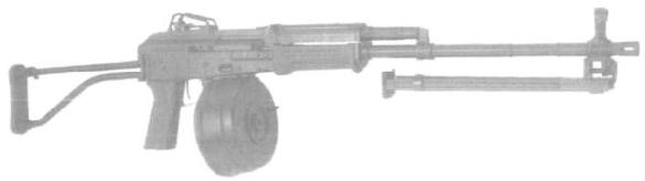 CZ Lada 2000 Light Support Weapon