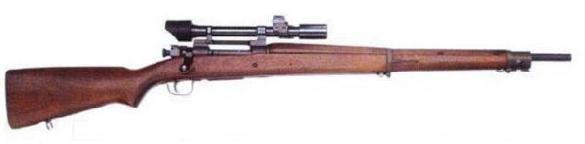 SPRINGFIELD ARMORY M-1903