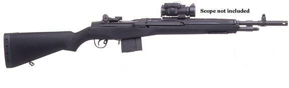 SPRINGFIELD ARMORY M1-A SCOUT RIFLE