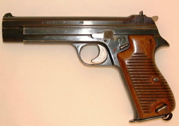 SIG 210-1 1949 / 9mm Para