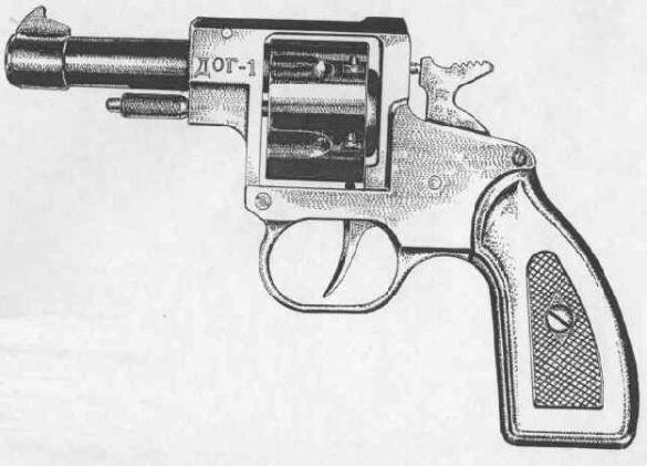 DOG-1 Revolver