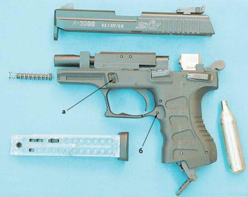 A-3000 BB gun