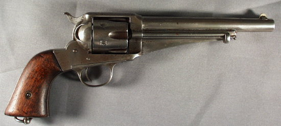 Remington Model 1875 Single Action Army Revolver in .45 Colt Center Fire