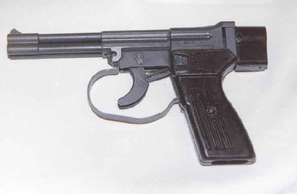 SPP-1 and SPP-1M underwater pistol 4.5mm