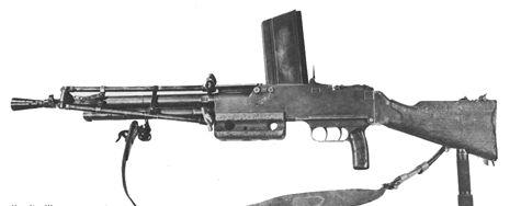 FM 24/29! LMG Châtellerault 1924/1929