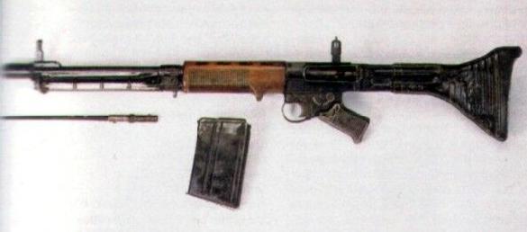 FG 42, Fallschirmjäger Gewehr 42