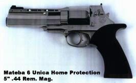 MATEBA AutoRevolver 6-Home Protection