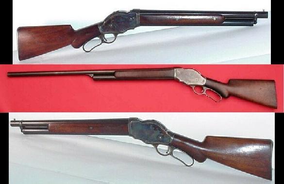 Winchester Model 1901 10ga