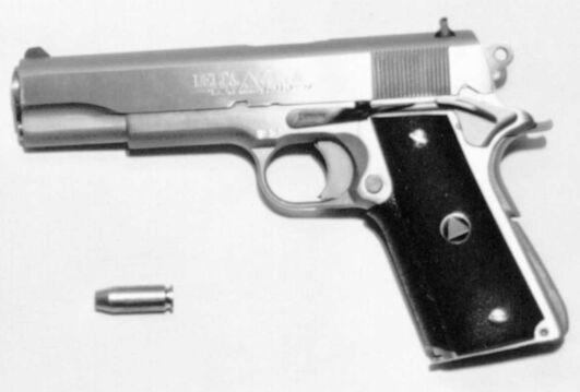 Colt Delta Elite 10mm 1st production