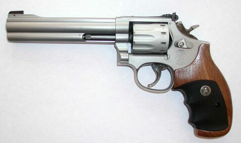 S&W Model 617 .22lr, 10 rounds