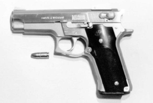 S&W Model 659 1st generation