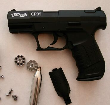 Walther CP99 CO2 4.5 mm