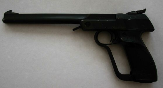 Walther LP2 airgun 1960