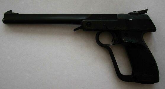 Walther LP2 airgun 1960