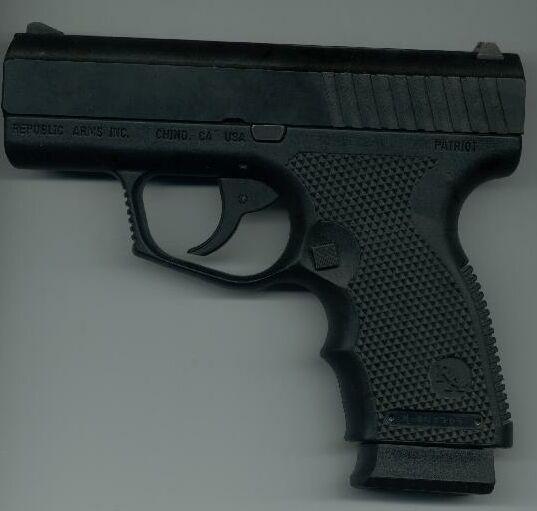 Republic Arms Patriot .45 DAO