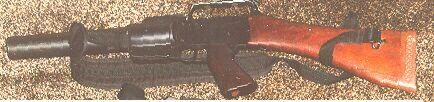 Fabrique Milita 37mm anti riot gun