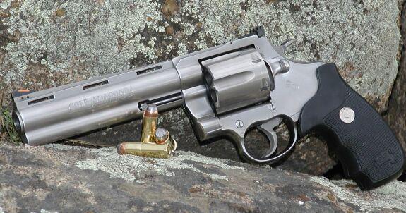 Colt Anaconda 44 mag 6 inch