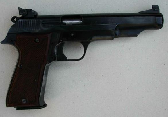 MAB P15 9 mm