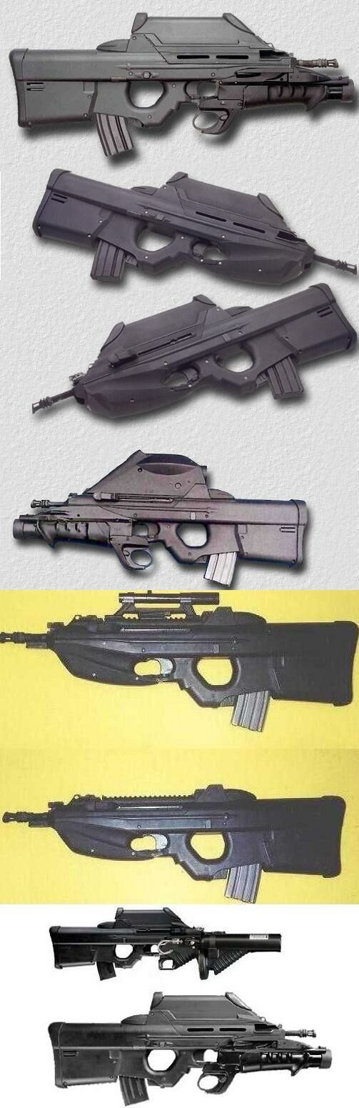 FN F2000 Collection