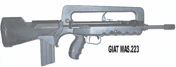 GIAT MAS .223