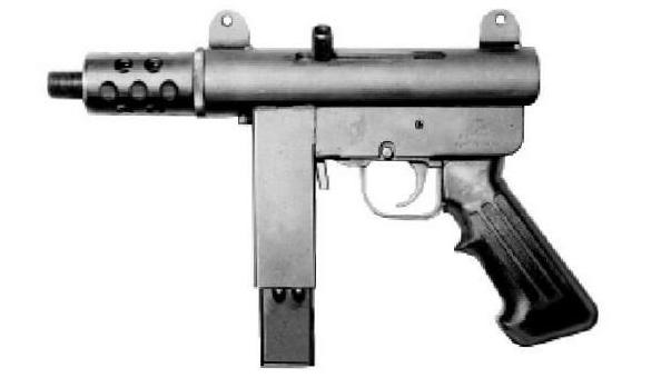 ENCOM (Enfield America) MP45