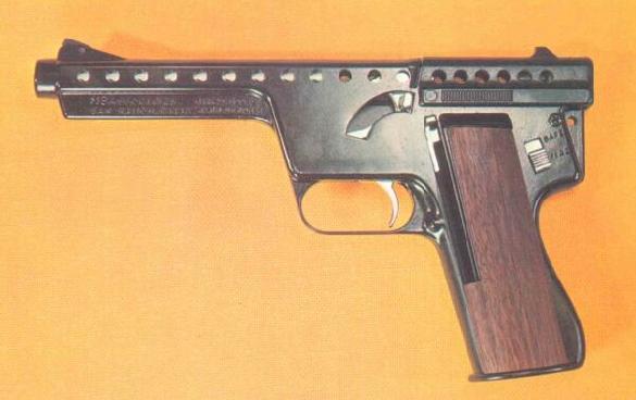Gyrojet Mk 2