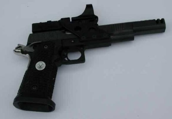 Winfield IPSC Custom Pistol