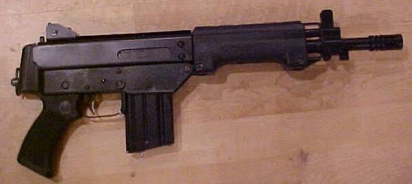 Australian Automatic Arms SAP